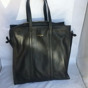 Balenciaga Bazar Shopper Medium Tote, Black